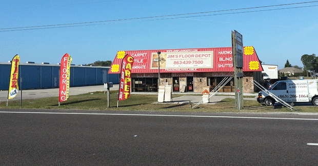 Dundee Flooring Store