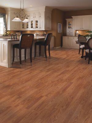 Georgetown Sierra Oak Plank 4 Room Scene